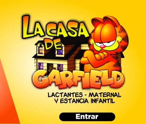 LA CASA DE GARFIELD