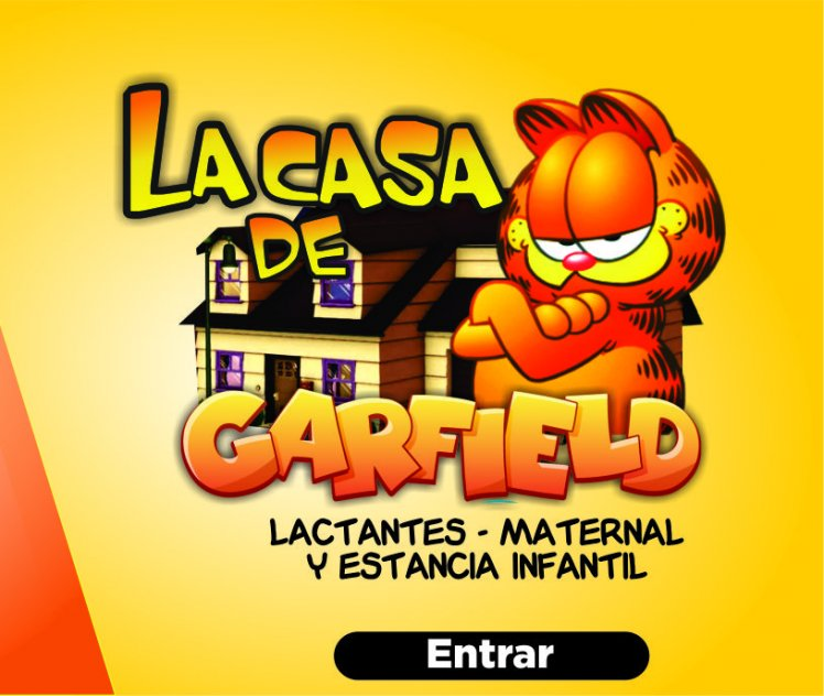 LA CASA DE GARFIELD picture