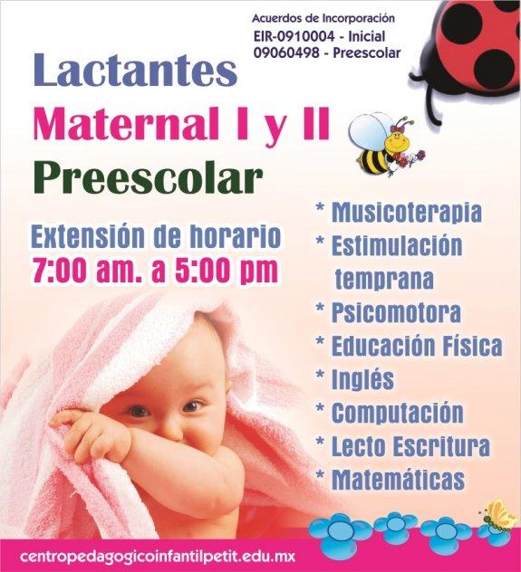 CENTRO PEDAGÓGICO INFANTIL PETIT